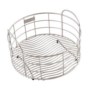 Elkay LKWRB12SS Round Rinsing Basket - Stainless Steel