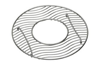 Elkay LKWRBG16SS Wavy Bottom Sink Grid - Stainless Steel