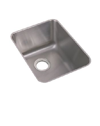 Elkay PLAUH141810 Pursuit Deep Single Bowl Sink - Stainless Steel