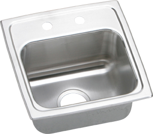 Elkay POD1516 Pursuit Outdoor Single Bowl Sink - Stainless Steel