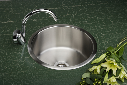 Elkay Rlr16fb Mystic Lustertone Single Bowl Bar Sink