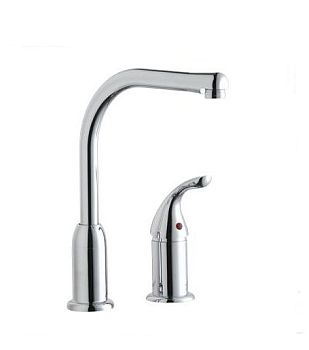 Elkay LK3000CR Everyday Kitchen Faucet with Remote Handle - Chrome