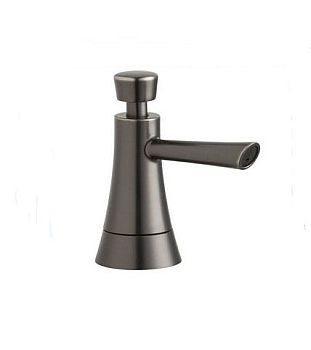 Elkay LK320AS Harmony Collection Soap Dispenser - Antique Steel