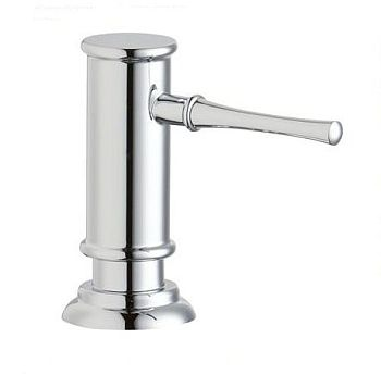 Elkay LK330CR Explore Collection Soap Dispenser - Chrome