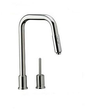 Elkay LK7720SSS Ella Pull-Down Kitchen Faucet - Satin Stainless Steel