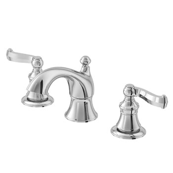 Estora 50-62532 Brescia Two Handle Widespread Lavatory Faucet - Chrome