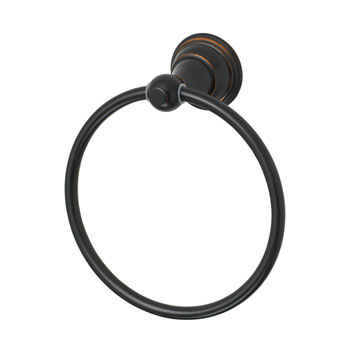 Estora 51-17000-BB Varese Towel Ring - Brushed Bronze