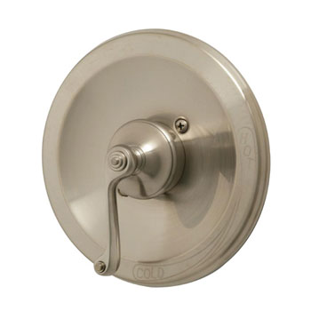 Estora 55-71025-BN Brescia Single Handle Shower Trim Only - Brushed Nickel