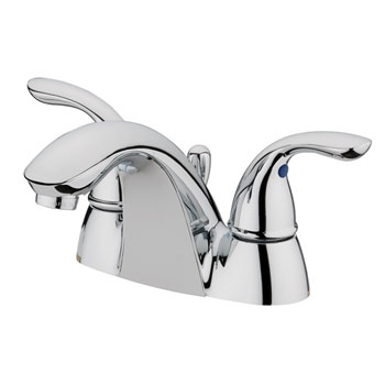 Estora 75-62511 Ferrara Two Handle Centerset Lavatory Faucet - Chrome
