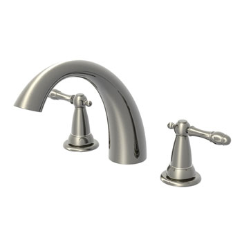 Estora 80-82011-BN Varese Two Handle Roman Tub Faucet - Brushed Nickel