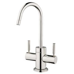 Everpure EV9000-85 Designer Series Dual Temperature Drinking Water Faucet - Polished Stainless Steel