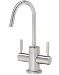 Everpure EV9000-86 Designer Series Dual Temperature Drinking Water Faucet - Brushed Stainless Steel