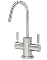Everpure EV9000-88 Designer Series Exubera Chilled/Sparkling Drinking Water Faucet - Brushed Stainless Steel