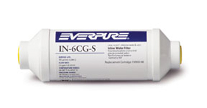 Everpure EV9100-66 IN-6 CG-S In-Line Filter