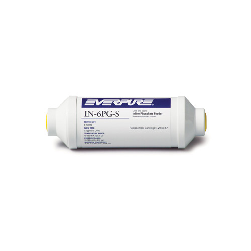 Everpure EV9100-67 IN-6 PG-S In-Line Filter
