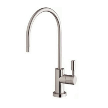 Everpure EV9970-59 F-Designer Series Single Temperature Drinking Water Faucet - Brushed Nickel