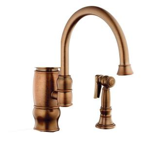 Belle Foret GKF02HWSTB Kitchen Faucet Body - Tumbled Bronze