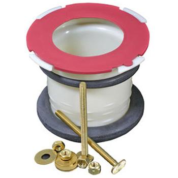 Fluidmaster 7504 Wax Free Bowl Gasket Faucetdepot Com