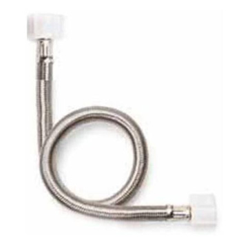 Fluidmaster B4F09U Faucet Connector - Braided Stainless Steel