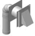FasNSeal FSWMK4 Wall Vent Kit