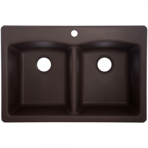 Franke Eddb33229 1 Double Bowl Composite Kitchen Sink