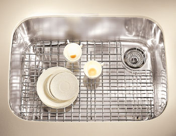 franke gnx 110 28 europro stainless steel undermount kitchen sink - Kitchen Sinks Franke