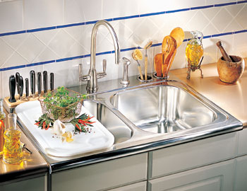 Franke GNX-720S Magnum Drop-In Stainless Steel Kitchen Sink