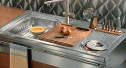 Franke ORX-710 Orca Ultra Magnum Drop-In Work Top Stainless Steel Kitchen Sink