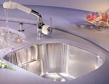 Franke PCX-110-21 Elements Undermount Stainless Steel Kitchen Sink ...
