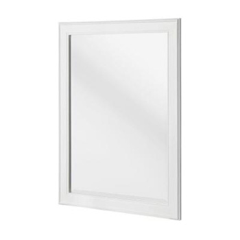 Foremost GAWM2432 Gazette 32 in. L x 24 in. W Framed Wall Mirror - White