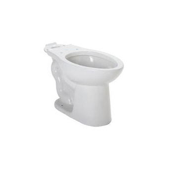 Gerber 21-375 1.6gpf Elongated Toilet Bowl Floor Mount - White