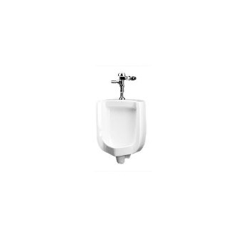 Gerber 27-780 Monitor Washout Top Spud Wall Hung Urinal - White