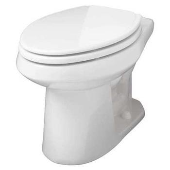 Gerber Av 21 818 Avalanche Elongated Toilet Bowl White