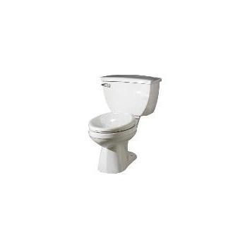 Gerber He 21 312 Ultra Flush Pressure Assist Elongated 1