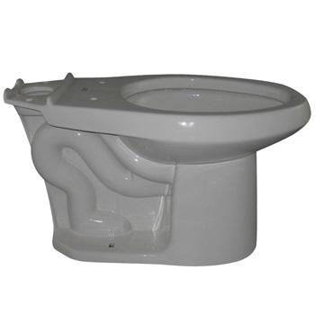 Gerber He 21 862 Viper Avalanche Elongated Toilet Bowl