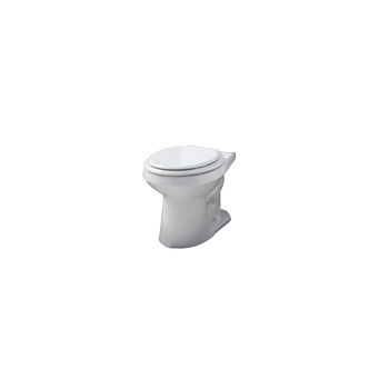 Gerber Vp 21 552 Viper Round Front Toilet Bowl White
