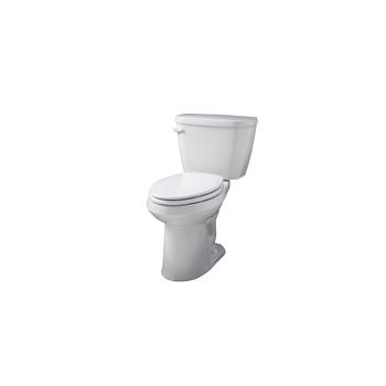 Gerber Ws 21 518 Viper Ergoheight Elongated 2 Piece Toilet