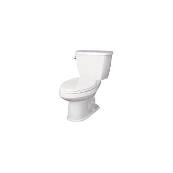 Gerber 21-804 Avalanche Round Front 2 pc 1.6gpf - White ...