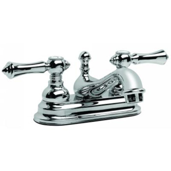 Graff G-1120-LM15-ORB Chanteaux Two Handle Centerset Bathroom Faucet - Oil Rubbed Bronze (Pictured in Polished Chrome)