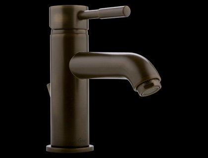Graff G-1700-LM3-OB Perfeque One Handle Bathroom Faucet - Olive Bronze