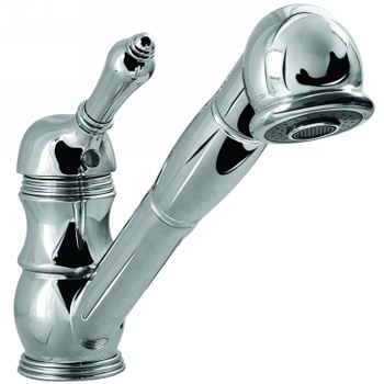 Graff G-4400-LM8-PC Vista Kitchen Faucet - Polished Chrome
