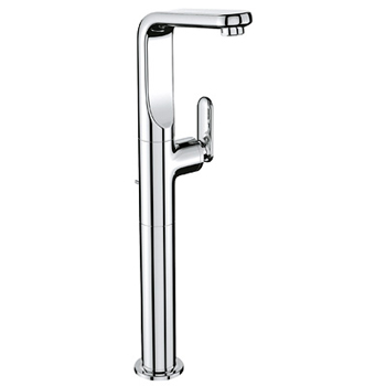 Grohe 32.192.000 Veris Deck Mount Vessel Faucet - Starlight Chrome