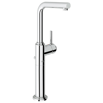 Grohe 32.655.001 Atrio 7� Deck Mount Vessel Faucet - Starlight Chrome