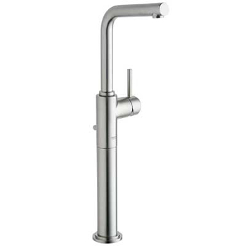 Grohe 32.655.EN1 Atrio 7� Deck Mount Vessel Faucet - Infinity Brushed Nickel