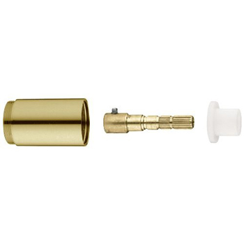 Grohe 45.565.R00 Extension Kit Volume Control - Infinity Polished Brass