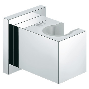 Grohe 27693-000 Euphoria Cube Wall Mount Hand Shower Holder - Chrome