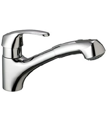 Grohe 32.999.000 Alira Pull-Out Kitchen Faucet - Chrome