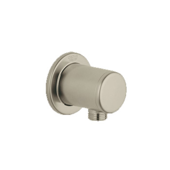 Grohe 28627-EN0 Relexa Shower Outlet Elbow - Brushed Nickel