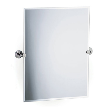 Gatco GC5239S Marina Series Rectangular Mirror - Chrome