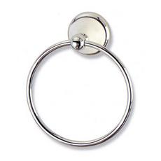 Gatco 5284 Franciscan Towel Ring Chrome
